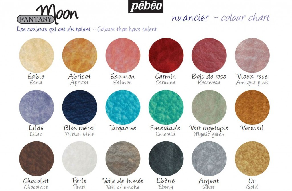 carta colores fantasy moon